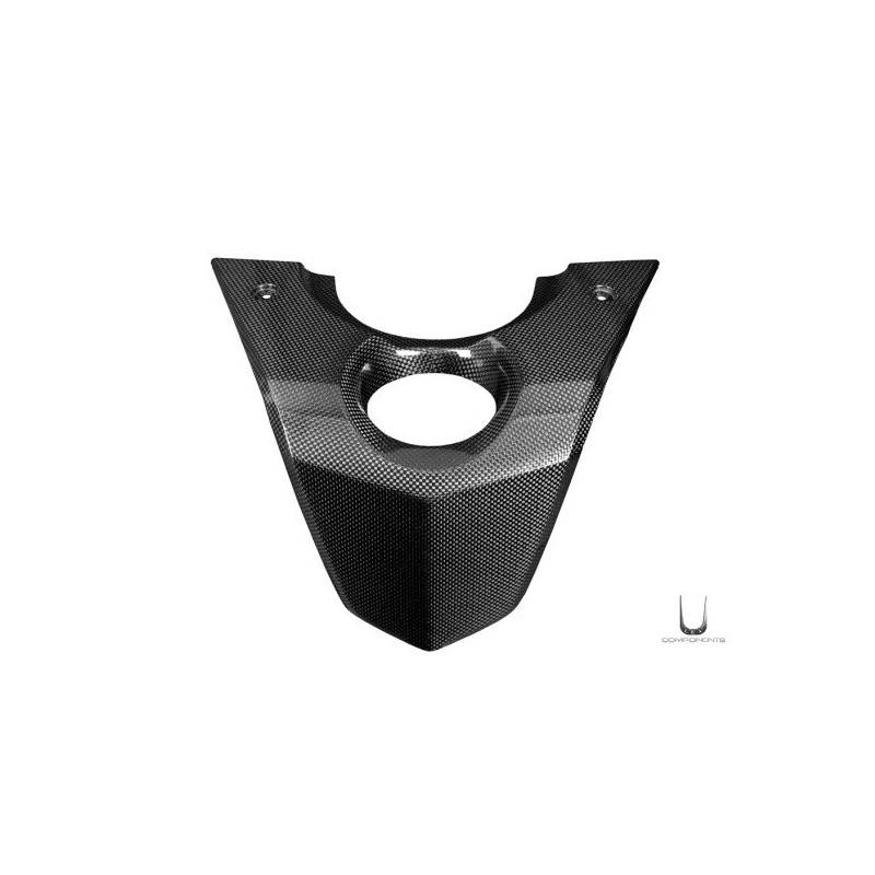 LEA0235 Carbon frame protecting around to the ignition switch from scratches Yamaha T-Max 530 2012-2014 -5%