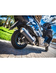 GPR SCOM.148.EVO4 Motorcycle complete exhaust system